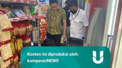 Mesin ATM Dalam Minimarket di Serang Dibobol Maling, Uang Rp 304 Juta Raib