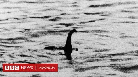 Monster Loch Ness yang misterius kemungkinan besar adalah 'belut raksasa'