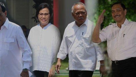 Mantan Bendahara TKN Dukung Kabinet Pilihan Presiden Jokowi