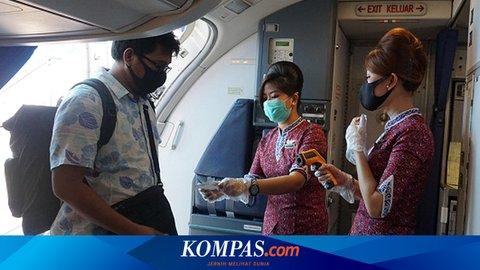 Lion Air Buka Layanan Rapid Test dengan Harga Miring, Rp 95.000