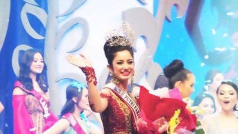 Selamat Kepada Dikna Faradiba Yang Terpilih Sebagai Putri Pariwisata Indonesia 2015