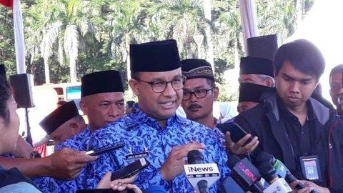 Anies Wajibkan PNS DKI Hadir Upacara 17 Agustus di Pulau Reklamasi