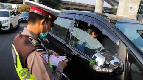 Hari Kedua Perluasan Ganjil Genap, Polisi Tilang 1.761 Kendaraan