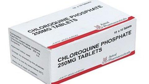 Kemenkes : Jangan Sembarangan Minum Obat Chloroquine