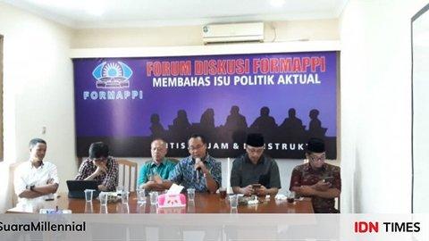 Pengamat: Kehadiran Oposisi Penting untuk Kontrol Pemerintah
