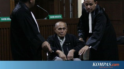 Permohonan Disetujui Hakim, Kivlan Zen Dipindah ke Rutan Polda Metro Jaya