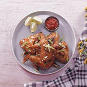 Sayap Ayam Bakar Madu