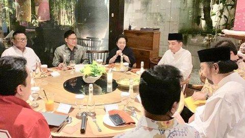 Jokowi Kumpul Bersama Ketum Parpol Koalisi Bahas Omnibus Law Hingga Jiwasraya