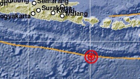 Gempa Bali Pagi Tadi Bisa Picu Tsunami Besar