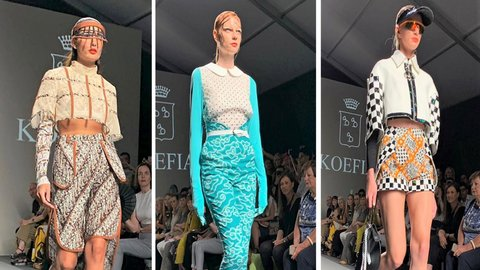Indonesian textiles in limelight at Rome Fashion Week