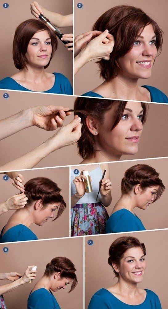 8 Tutorial Rambut Untuk Kondangan Gak Perlu Keluar Duit Buat Nyalon Kurio