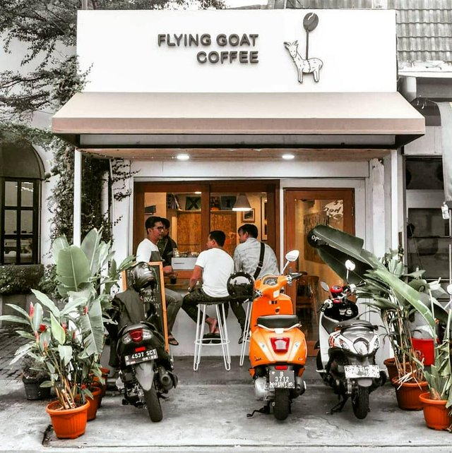 Flying Goat Coffee via instagram/  r.gobet