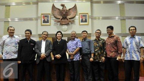 Ini Dia 5 Pimpinan Baru KPK Hasil Pilihan Komisi III DPR