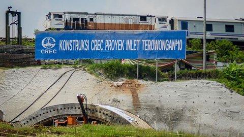 Proyek kereta cepat Jakarta-Bandung dapat pinjaman baru, nilainya Rp5,6 triliun