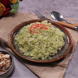 Nasi Rebon Pandan