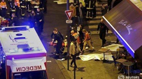 Korban Tewas Teror Paris Bertambah Jadi 140 Orang