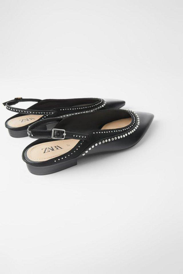 Slingback. (Zara.com/id)