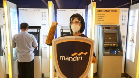 Bank Mandiri Beri Pembiayaan Rp5 T untuk Chandra Asri