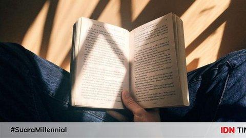 15 Quotes Tokoh Dunia tentang Buku yang Bikin Kamu Kecanduan Membaca