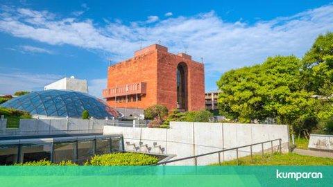 Mengenang Tragedi Bom Atom di Nagasaki National Peace Memorial Hall