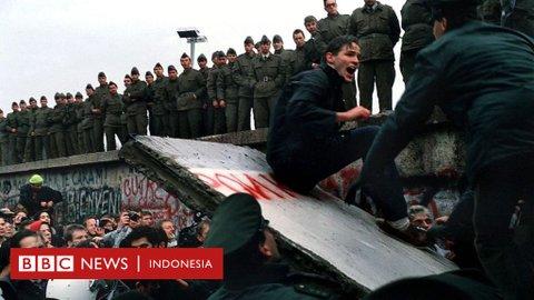 Tiga puluh tahun setelah runtuhnya Tembok Berlin, mengapa kini negara-negara Eropa membangun pagar perbatasan?