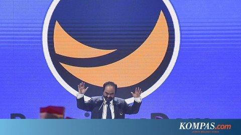 Surya Paloh: Jangan-jangan Nanti Nasdem yang Paling Setia Dampingi Jokowi