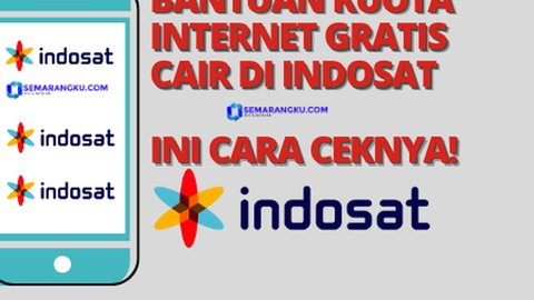 Bantuan Kuota Internet Gratis Indosat Dari Kemdikbud Belum Masuk Segera Lakukan Cara Ini Kurio