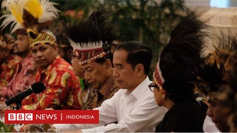 Presiden Jokowi janji bangun istana presiden di Papua tahun depan