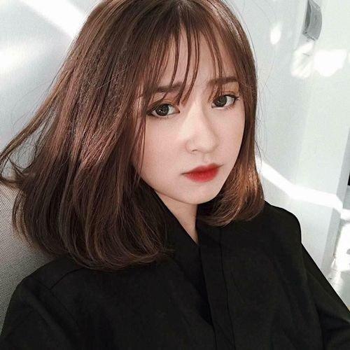 8 Model Rambut Sebahu Ala Korea Untuk Wajah Bulat Biar Tampak Tirus Kurio