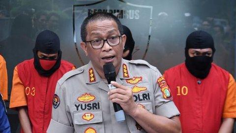 Anggota Polres Jaksel Pencuri Baterai Terancam Dipecat