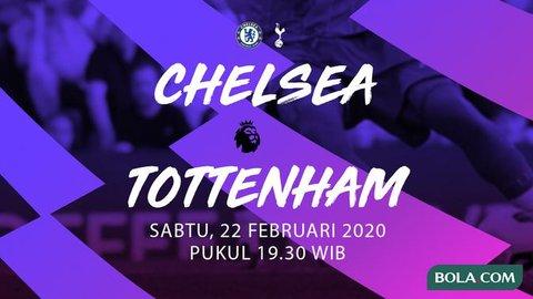 Prediksi Chelsea Vs Tottenham Hotspur: Sama-Sama Butuh Kemenangan