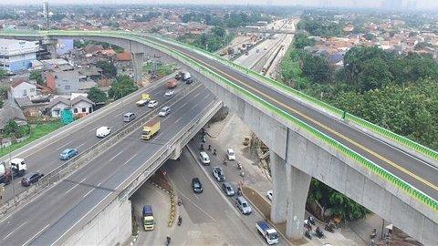 Koridor Langit: Tempat Abadikan Kemacetan Jakarta yang Lebih Instagram-able dari JPO Sudirman