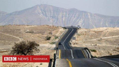 PM Benjamin Netanyahu berjanji akan memperluas kedaulatan Israel dengan mencaplok Lembah Yordania