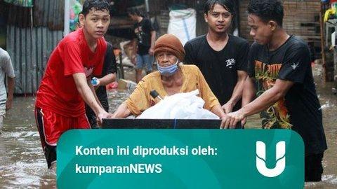 Wagub DKI soal Cuaca Ekstrem Jakarta: Kita Kerahkan Semua SDM Cegah Banjir