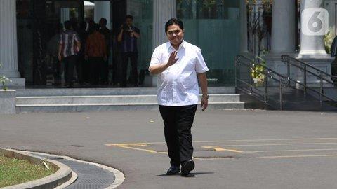 3 Tokoh Kunci Asian Games 2018 di Kabinet Baru Jokowi