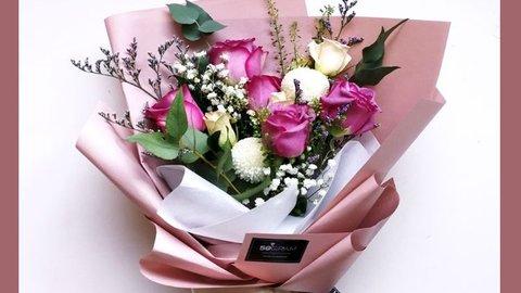 Ini Makna Tersembunyi Di Balik 7 Bunga Yang Diberi Pacar Kamu Kurio