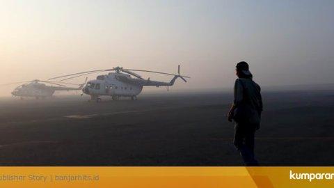 Bandara Baru Syamsudin Noor Siap Beroperasi