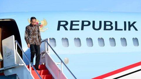 Jokowi Akan Hadiri Kenduri Kebangsaan di Bireun Aceh