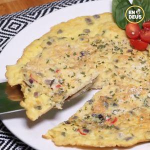 Omelette Teri