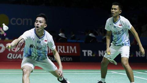 Fajar / Rian Manfaatkan Indonesia Masters 2019 untuk Menambah Poin ke Olimpiade