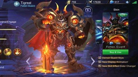 480 Gambar Mobile Legend Tigreal Gratis Terbaru