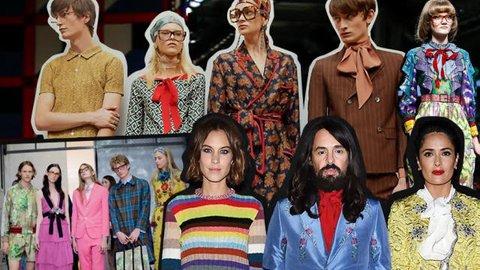 Gucci Populer Lagi, Alessandro Michele Jadi Desainer Favorit Sepanjang 2015