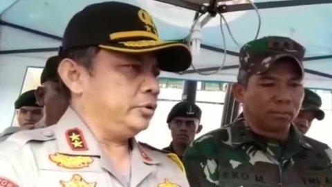 Polisi dan TNI Masih Selidiki  Granat Asap yang Meledak di Monas