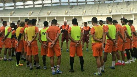 Mario Gomez Minta Skuat Borneo FC Menjaga Konsentrasi dalam Setiap Laga