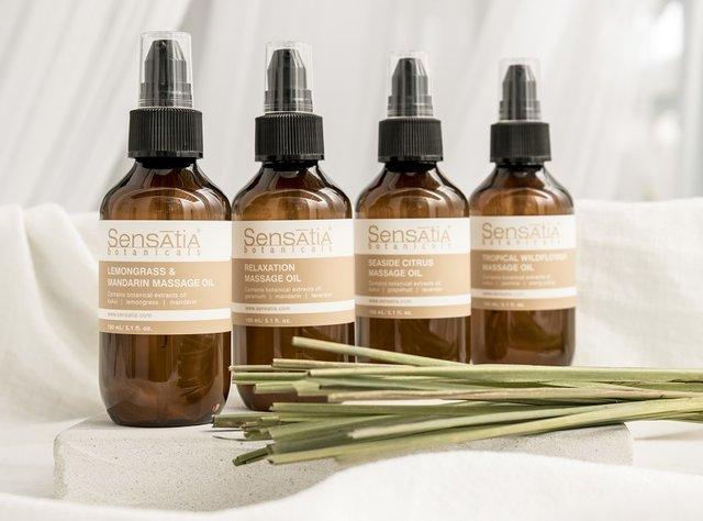 Massage Oil (Rp150 ribu)