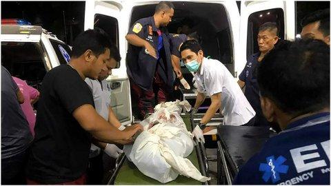 Thailand Alami Serangan Teror Terburuk, 15 Orang Tewas di Kawasan Mayoritas Muslim