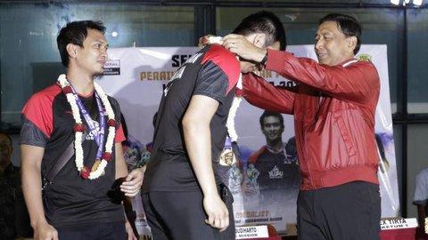 Media-media Asing Turut Soroti Insiden Penusukan Ketum PBSI Wiranto