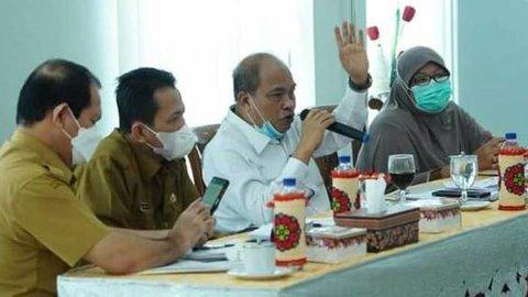 Cegah Penyebaran Covid-19 di Kecamatan, Satgas Covid-19 Diminta Jangan Kendor Awasi Prokes