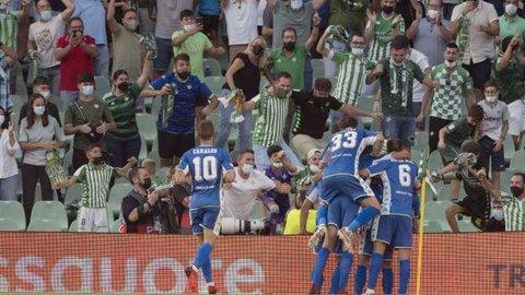 Sempat Unggul Dua Gol, Celtic Kalah di Kandang Betis