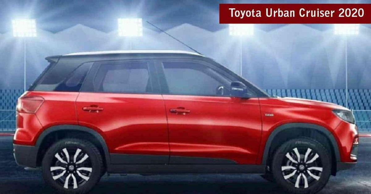 Fitur Toyota Urban Cruiser 2020 Compact Suv Baru 5 Penumpang Kurio